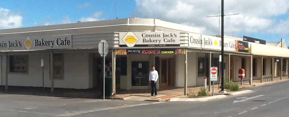 Main Street Bakery And Cafe Oxford