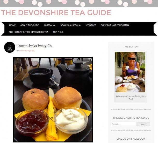 The Devonshire Tea Guide